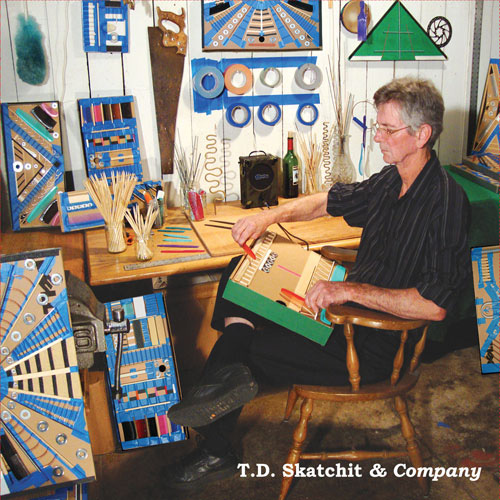 Tom Nunn and David Michalak, T.D. Skatchit & Company