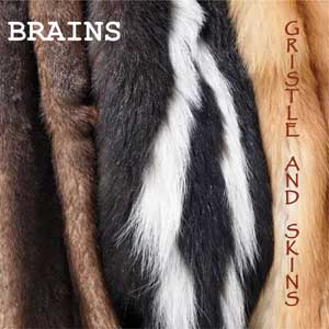 Brains, Gristle and Skins