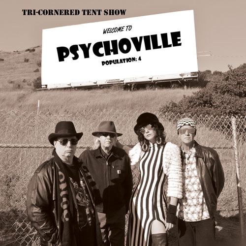 Tri-Cornerd Tent Show - Welcome to Psychoville Population 4