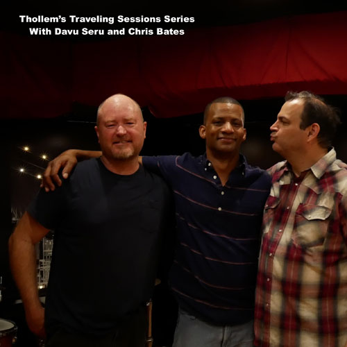 Thollem McDonas - Thollem's Traveling Sessions with Chris Bates and Davu Seru