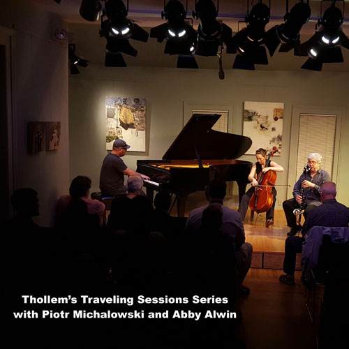 Thollem McDonas - Thollem's Traveling Sessions with Abigail Alwin and Piotr Michalowski